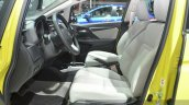 Honda Jazz front seats at Auto Shanghai 2015