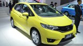 Honda Jazz front three quarter at Auto Shanghai 2015