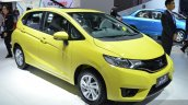Honda Jazz front three quarter view at Auto Shanghai 2015