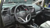 Honda Jazz interior at Auto Shanghai 2015