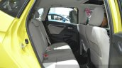 Honda Jazz rear seat at Auto Shanghai 2015