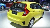 Honda Jazz rear three quarter view at Auto Shanghai 2015