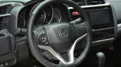 Honda Jazz steering wheel at Auto Shanghai 2015