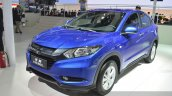 Honda Vezel front three quarter left at Auto Shanghai 2015