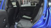 Honda Vezel rear seat at Auto Shanghai 2015