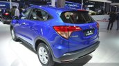 Honda Vezel rear three quarter at Auto Shanghai 2015