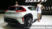 Hyundai Enduro Concept at the Seoul Motor Show 2015