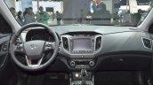 Hyundai ix25 dashboard at Auto Shanghai 2015