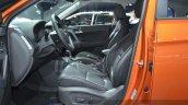 Hyundai ix25 front seats at Auto Shanghai 2015