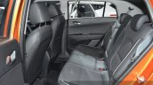 Hyundai ix25 rear legroom at Auto Shanghai 2015