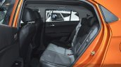 Hyundai ix25 rear seat at Auto Shanghai 2015
