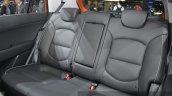Hyundai ix25 rear seating at Auto Shanghai 2015