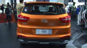 Hyundai ix25 rear view at Auto Shanghai 2015