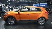Hyundai ix25 side at Auto Shanghai 2015