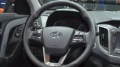 Hyundai ix25 steering wheel at Auto Shanghai 2015