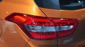 Hyundai ix25 taillamp at Auto Shanghai 2015