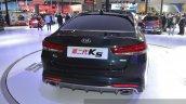 Kia K5 rear at Auto Shanghai 2015