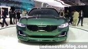 Kia Novo Concept front at the Seoul Motor Show 2015