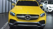 Mercedes GLC Coupe Concept front at Auto Shanghai 2015