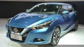 Nissan Lannia front three quarter at Auto Shanghai 2015