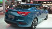 Nissan Lannia rear three quarter angle at Auto Shanghai 2015