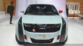 Qoros 2 SUV Concept front at Auto Shanghai 2015