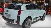Qoros 2 SUV Concept rear three quarter at Auto Shanghai 2015