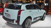 Qoros 2 SUV Concept rear three quarter at Auto Shanghai 2015