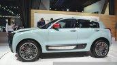 Qoros 2 SUV Concept side at Auto Shanghai 2015
