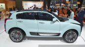 Qoros 2 SUV Concept side view at Auto Shanghai 2015