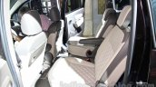 Renault Lodgy captains chair India launch