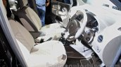 Renault Lodgy front seats India launch