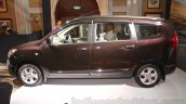 Renault Lodgy side India launch