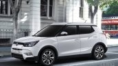 Ssangyong Tivolan side (Tivoli for China)
