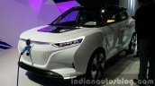 Ssangyong Tivoli EVR Concept front quarter at the Seoul Motor Show 2015