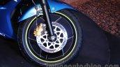 Suzuki Gixxer SF front wheel