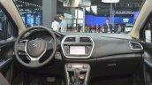 Suzuki SX4 S-Cross dashboard at Auto Shanghai 2015