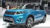 Suzuki Vitara front three quarter at Auto Shanghai 2015