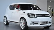 Suzuki iM-4 front three quarter left at Auto Shanghai 2015