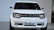 Suzuki iM-4 grille and headlamp at Auto Shanghai 2015