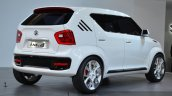 Suzuki iM-4 rear three quarter at Auto Shanghai 2015