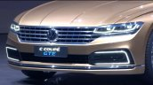 VW C Coupe GTE Concept grille at VW Group Night Shanghai 2015