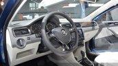VW Gran Santana dashboard at Auto Shanghai 2015