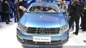 VW Gran Santana front at Auto Shanghai 2015