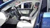 VW Gran Santana front seats at Auto Shanghai 2015