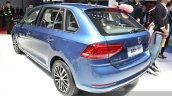 VW Gran Santana rear three quarter at Auto Shanghai 2015