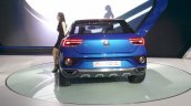 VW T-ROC rear at the 2015 Seoul Motor Show