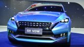 Venucia VOW concept front-end at Auto Shanghai 2015
