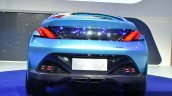 Venucia VOW concept rear at Auto Shanghai 2015