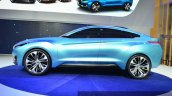 Venucia VOW concept side at Auto Shanghai 2015